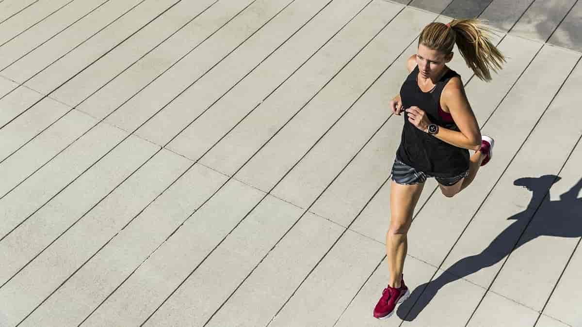 Shorts runner