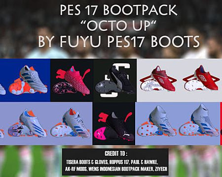 PES 2017 Bootpack October UP 2020 AIO