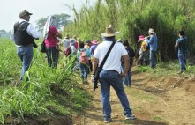 Colectivo por la Paz Xalapa asegura que hay 8 fosas clandestinas en alrededores de dicha ciudad