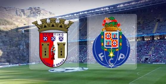 Braga vs FC Porto Preview, Betting Tips and Odds.