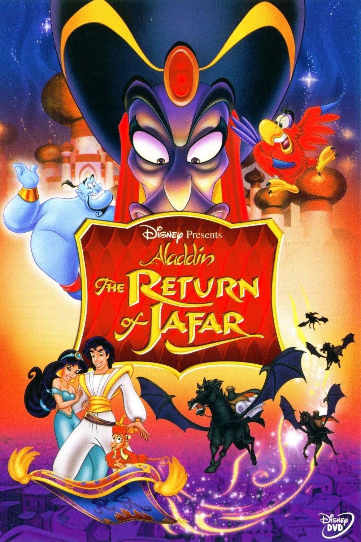 Watch Aladdin 2 The Return of Jafar (1994) Online For Free Full Movie English Stream