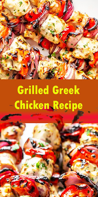 How To Make Grilled Greek Chicken Recipe