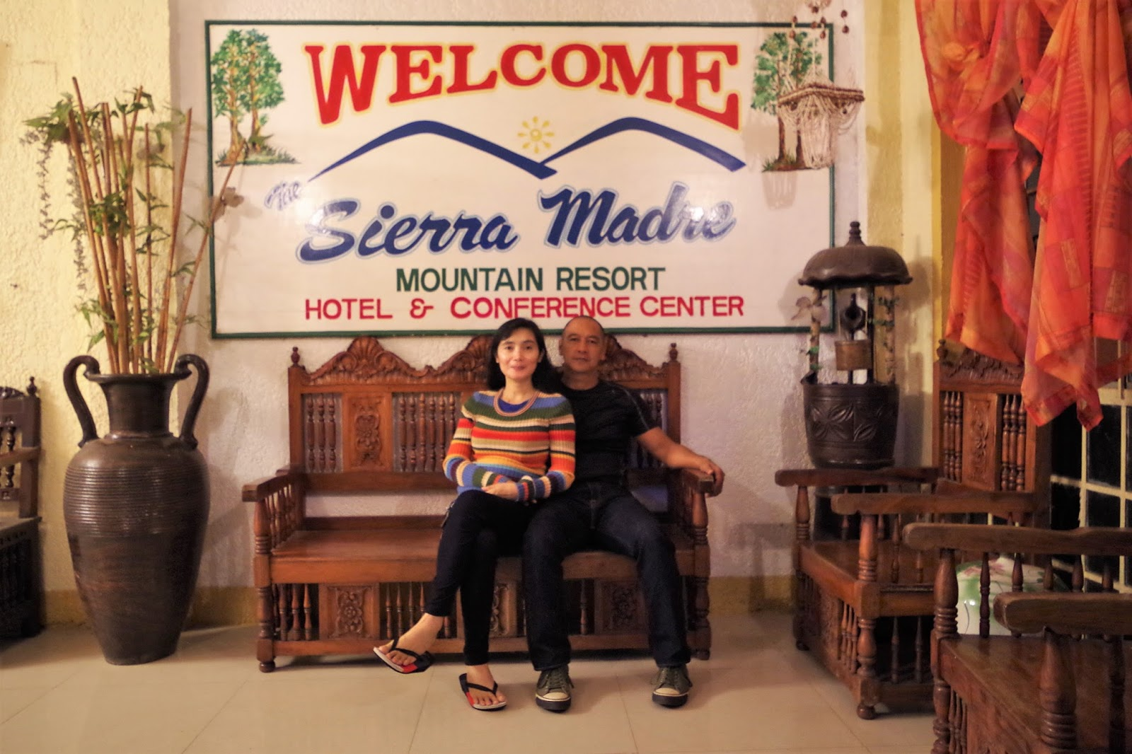 the sierra madre mountain resort-hotel and conference center