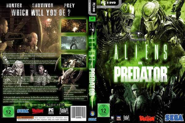 alien vs predator 3 game free download full version
