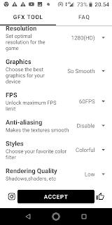Cara merubah grafis pubg mobile smooth extreme untuk hp kentang