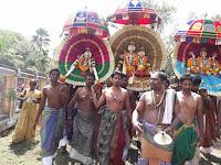 வவுனியா கோவில்குளம் அகிலாண்டேஸ்வரத்தின் தீர்த்தோற்சவம்-2018