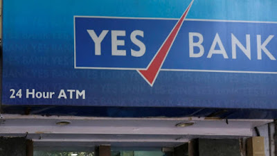 Yes Bank jumps 11% on report of PE firms showing interest for a major stake