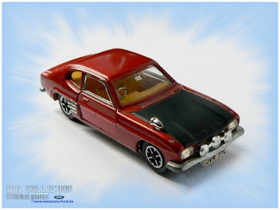 Dinky Toys, Ford Capri