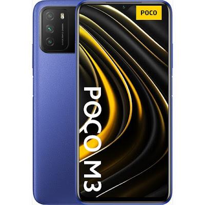 Xiaomi Poco M3 64 GB azul