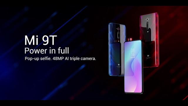 Mi 9T Ponsel Terbaru Xiaomi, Resmi diluncurkan
