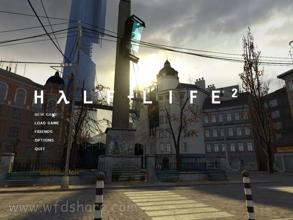 half life 2 portable game