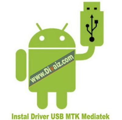 Download MTK USB Driver Semua Jenis dan Tipe Android
