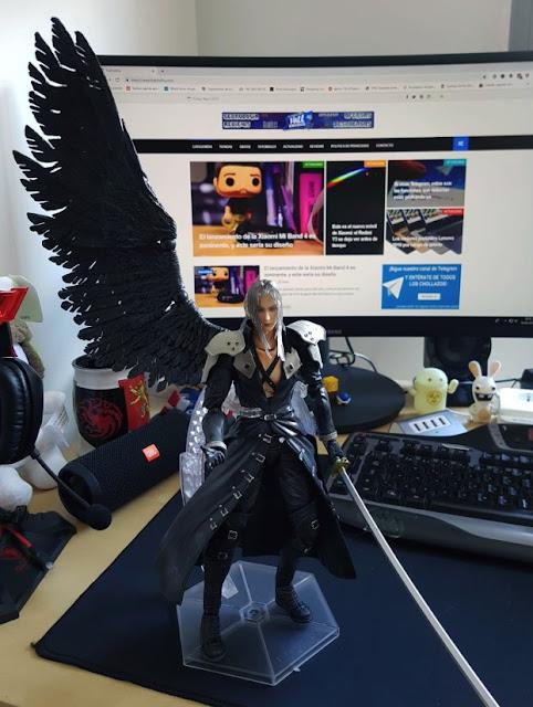 Final Fantasy Sephirot