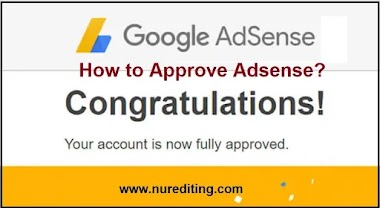 How to 100% Google AdSense Approve ? How to Approve Adsense?