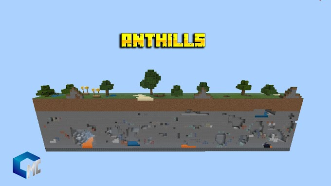 AnthillSky V1 (Mapa/Survival)