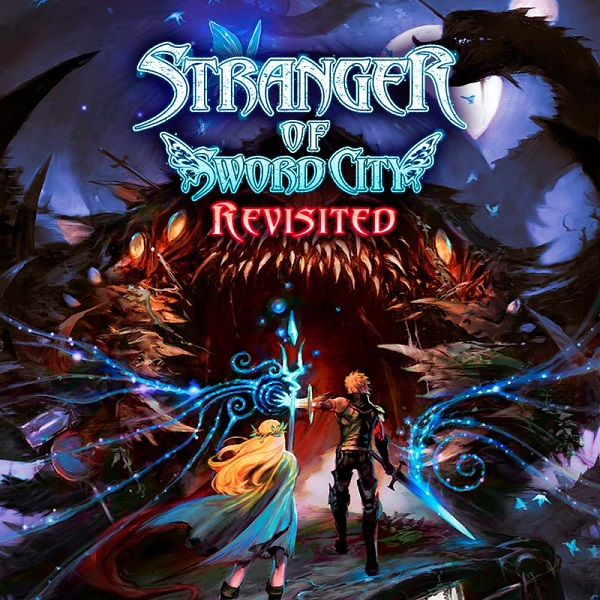 Stranger of Sword City Revisited English Game Cover