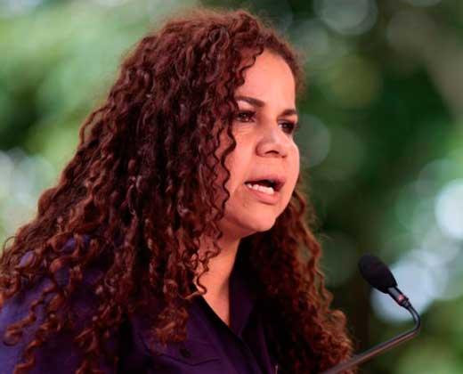 Iris Varela a Capriles: Referéndum no hay