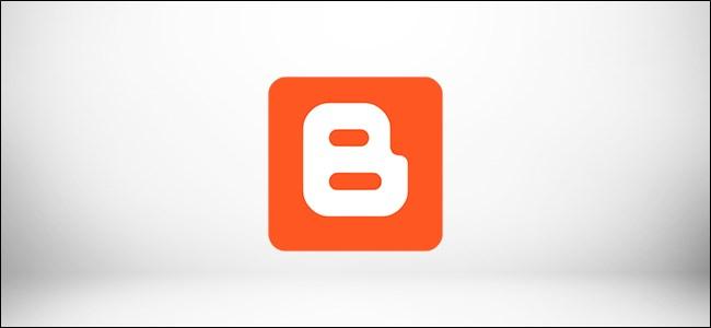 شعار Blogger