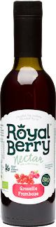 nectar groseille-framboise Royal Berry