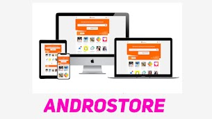 AndroStore Premium Blogger Template Like Playstore - Responsive Blogger Template