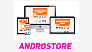 AndroStore Premium Blogger Template Like Playstore