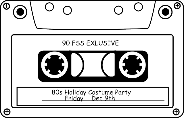 Tu Nombre en una Cinta de Cassette
