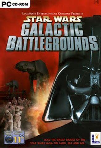 Star Wars Galactic Battlegrounds PC Full Español