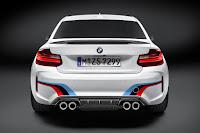 BMW M2 Coupé With M Performance Parts (2016) Rear