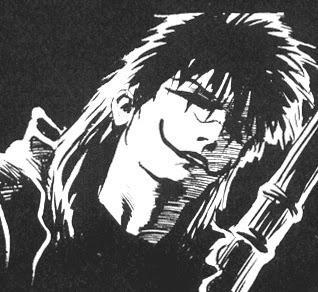 The Crow est un personnage gothique de comics et de films