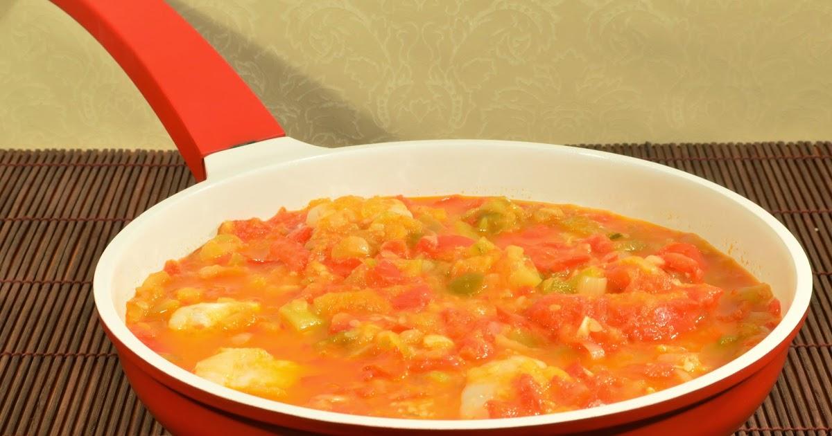 Las recetas de noe pisto con bacalao - Cocinar bacalao desalado ...