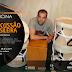 Inscrições para a oficina de Percussão Brasileira começam neste segunda-feira