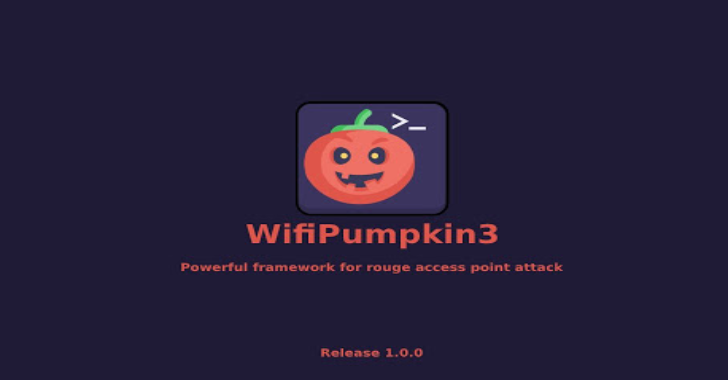WiFiPumpkin3 : Powerful Framework For Rogue Access Point Attack