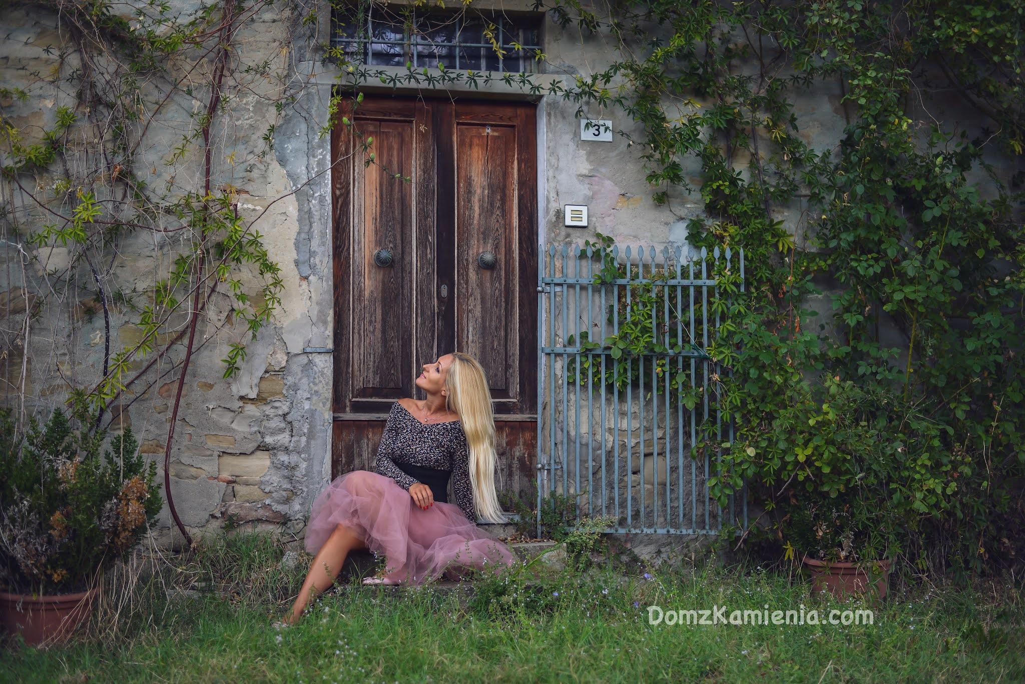 Dom z Kamienia, blog o życiu w Toskanii, Katarzyna Nowacka
