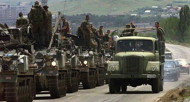 3Kosovo #Metohija #Bekstvo #Jun1999 #Vojska #Jugoslavija #Izbeglice