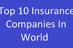 Top 10 Insurance Companies In World's