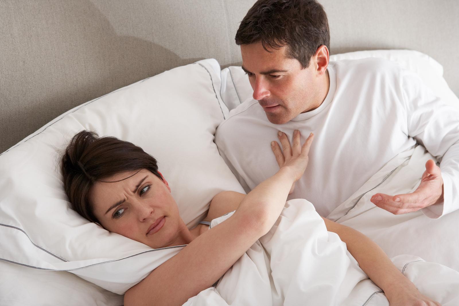 6306bb3ac قد يكون الشعور بالألم عند ممارسة الجنس هو السبب الرئيسي في تجنب زوجتك  الدخول في أي علاقة جنسية معك؛ لذلك قبل بدء عملية الاتصال الجنسي عليك التأكد  من أنك ...