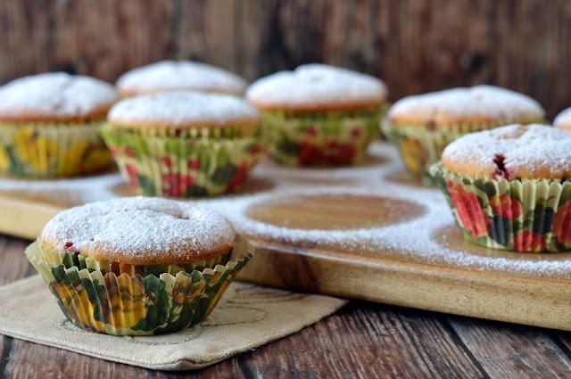 Epres-joghurtos muffin ????