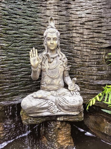 Flowering. Travel Bali Pt 5 - Exotic Statues & Sculptures