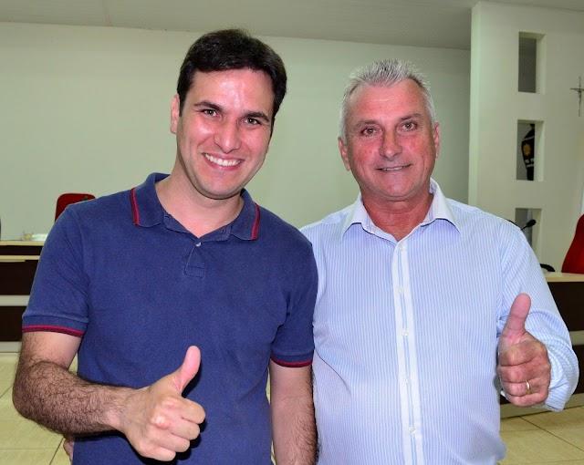 Convenção aprova pré-candidatura de Orlando da Fonseca a prefeito de Roncador
