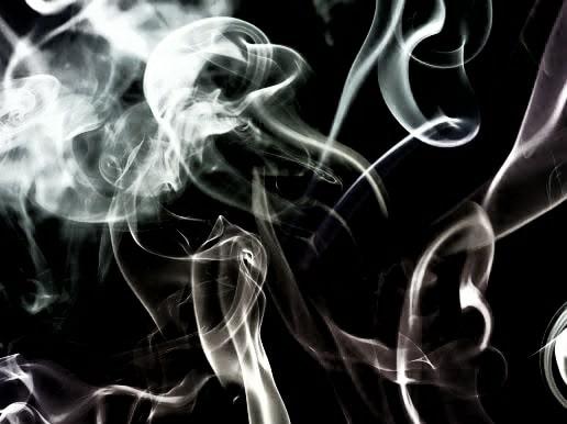Hindi Poetry :  धुंआ