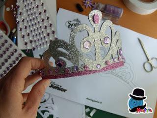 tiara di sofia la principessa