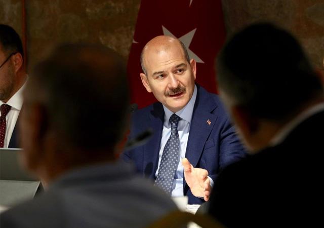 Pejmürde ne demek Süleyman Soylu'dan İmamoğlu ne demek istedi?