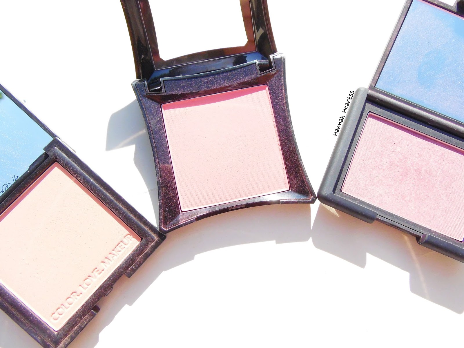 Top Three Blushes