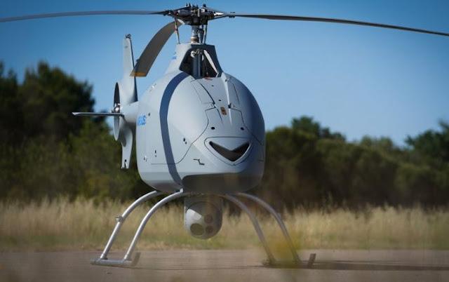 Airbus VSR700 UAV specs