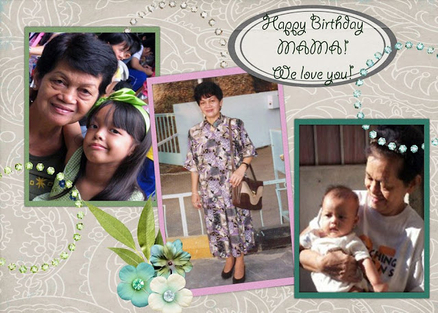 Birthday of an Awesome Mother