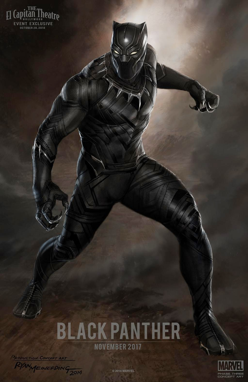 First Look: Marvel's Black Panther