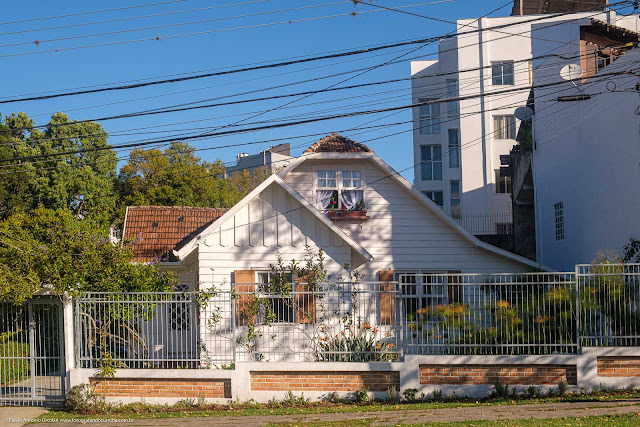Casa na Rua Moysés Marcondes