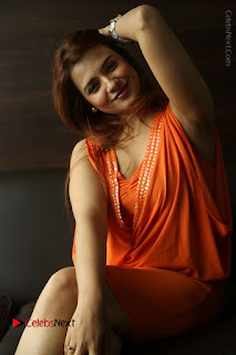 Actress Saloni Aswani Pos in Short Dress at Meelo Evaru Koteeswarudu Movie Interview  0185.JPG