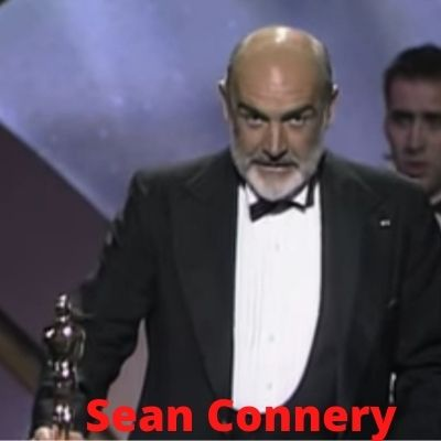 Sean Connery height