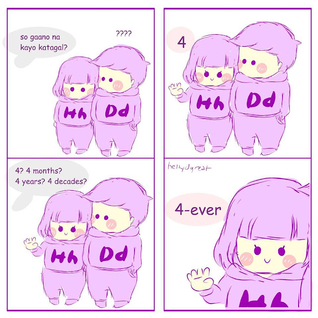 4ever hellydgreat